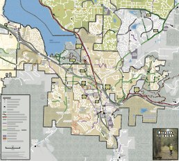 thumbnail of Issaquah Bike Map